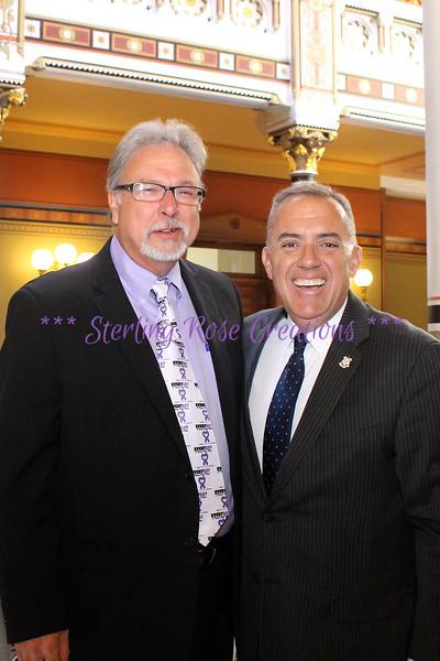 Ed Bryan, Senator Eric Berthel