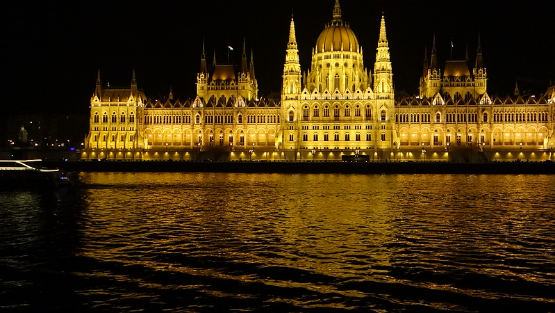 More Budapest By Night