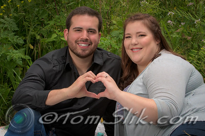 Amanda + Anthony Engagement Photoshoot 5-1-2016