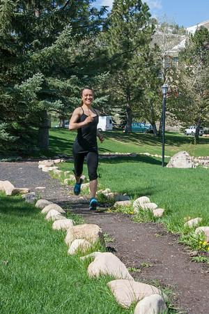 Trail Running Park City