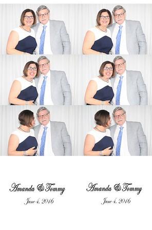Amanda (Mills) & Tommy Sustar 06/04/2016