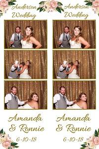 Amanda & Ronnie's Wedding