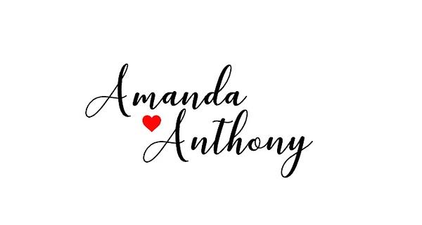 Amanda and Anthony