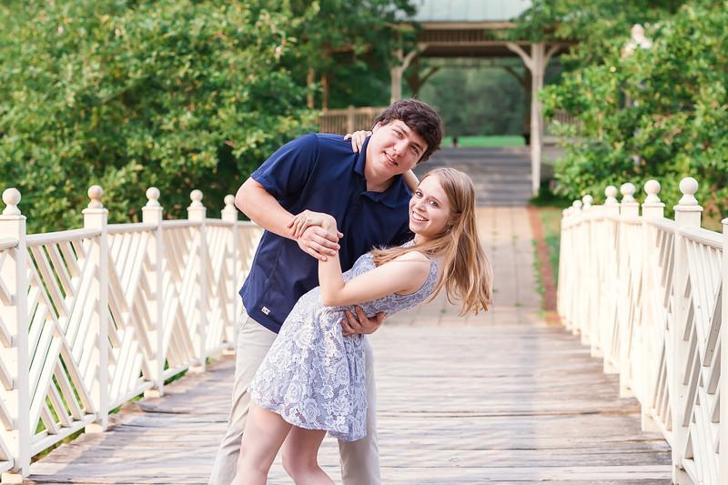 Amanda and DJ Engagement15