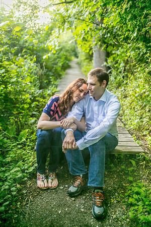 Amanda and Dan