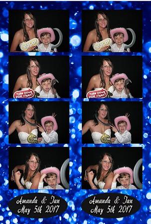 Amanda and Ian's Wedding 5-5-17
