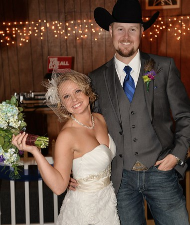 Amanda and Reyse Wedding Day
