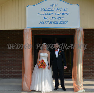 Amanda and Matt's wedding