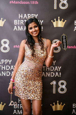 Amanda's 18th