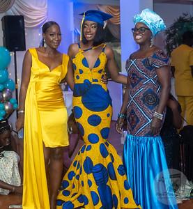Amani Malia Benoit Graduation Party_107