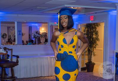 Amani Malia Benoit Graduation Party_105