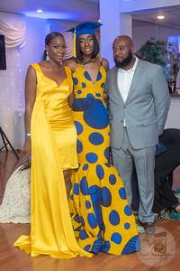Amani Malia Benoit Graduation Party_110