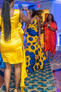 Amani Malia Benoit Graduation Party_089