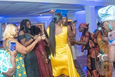 Amani Malia Benoit Graduation Party_092