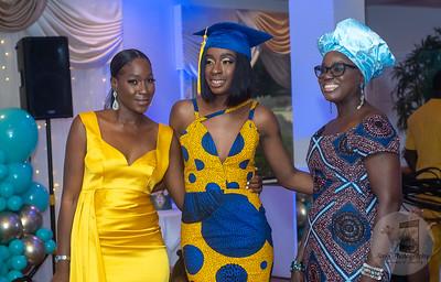 Amani Malia Benoit Graduation Party_108