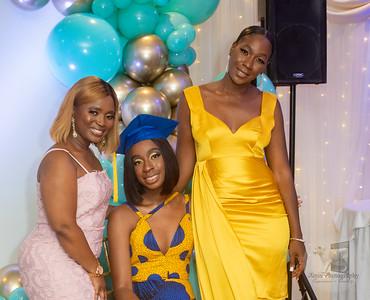 Amani Malia Benoit Graduation Party_146