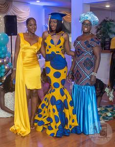 Amani Malia Benoit Graduation Party_109