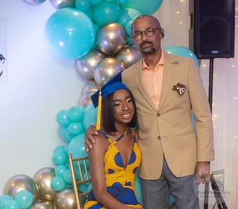 Amani Malia Benoit Graduation Party_152