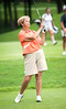 Past Champion, Barbara Berkmeyer of St. Louis shot a 78 during round one.