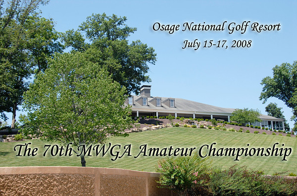 The Osage National Golf Resort was host to the 70th Missouri Women's Golf Association Amateur Championship