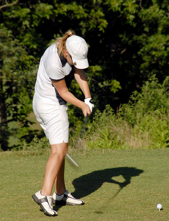 This was Mabrie Cain's (St. Peters) first Amateur Championship appearance.  She will attend Drury University this fall.