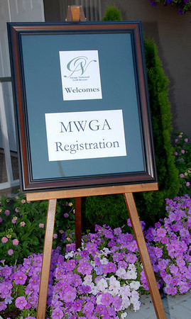 The volunteers and the resort did a beautiful job of making the MWGA feel welcome!