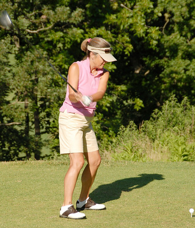 Past Fore State Team member Nancy Walther of St. Louis
