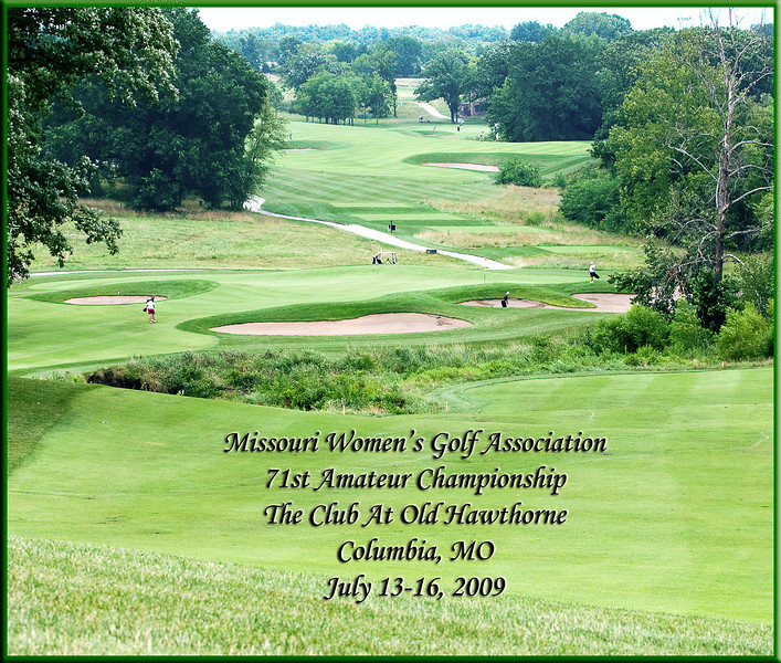 The tenth hole at The Club at Old Hawthorne