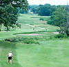 Cart paths only for two days.... a real test of endurance.