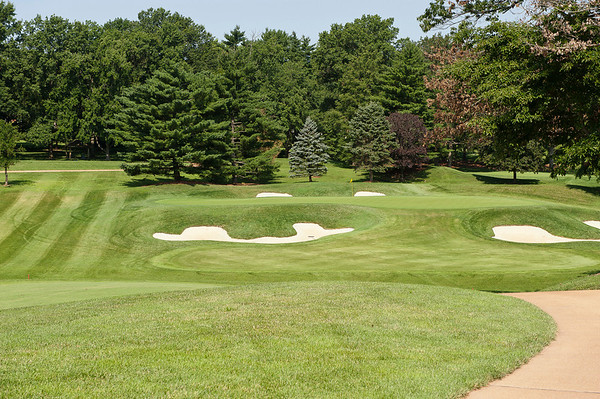 """The Missouri Fore State Team will be chosen from the Amateur field and membership and will travel to Hardscrabble Country Club in Ft. Smith, Arkansas to meet Oklahoma, Arkansas and Kansas in their annual team """"Ryder Cup"""" style matches during August 2nd-4th."""