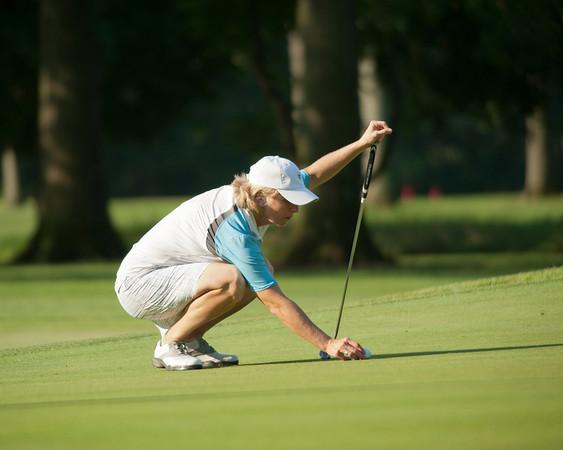 Ellen Port is a three time winner of the U.S. Mid Amateur Championship