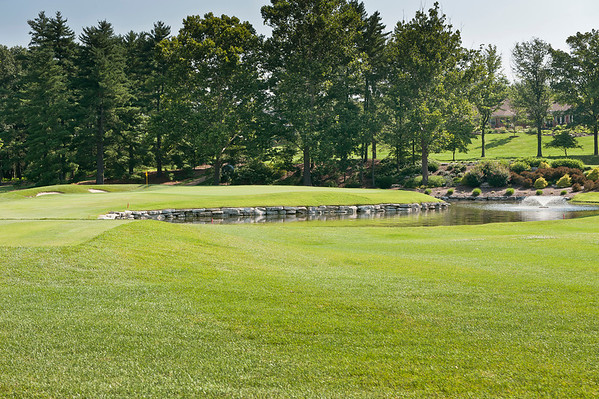 The MWGA Amateur Championship course was played as 5,812 yards with a par of 72.