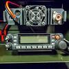 Radio body and control head