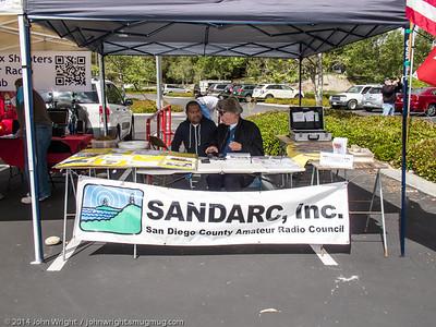 SANDARC booth