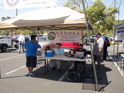 SANDRA (San Diego Repeater Association.)