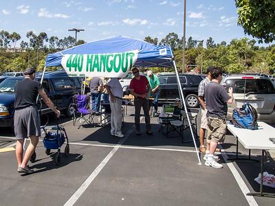 440 Hangout (449.440) hot dog tent