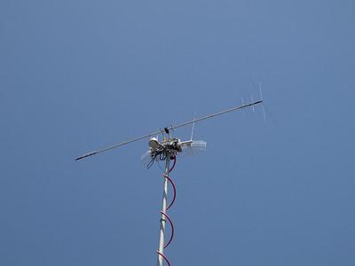 CERO antenna mast