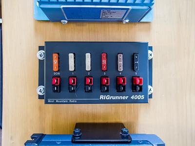 RigRunner 4005 mounted