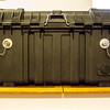 SO-239 connecters mounted on the rear of the case.
