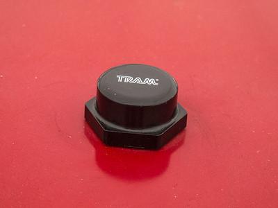 TRAM NMO cap in place