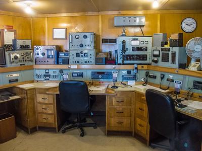 Queen Mary Radio Room