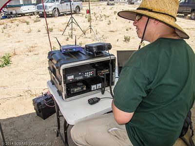 Frank Spurgeon, Jr, W6FSJ, worked 15 meter phone.
