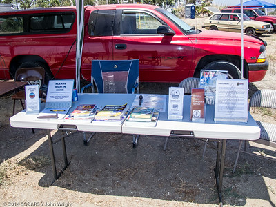 The public information table