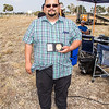 SOBARS member Ramon, KJ6QQK, a San Diego City Park Ranger paid us a visit.