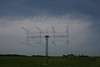 18XXX's at K9DX.  This array is completely automated EME array for 2 meters.