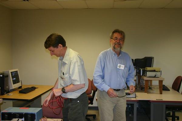 EME Conference 2004, Trenton