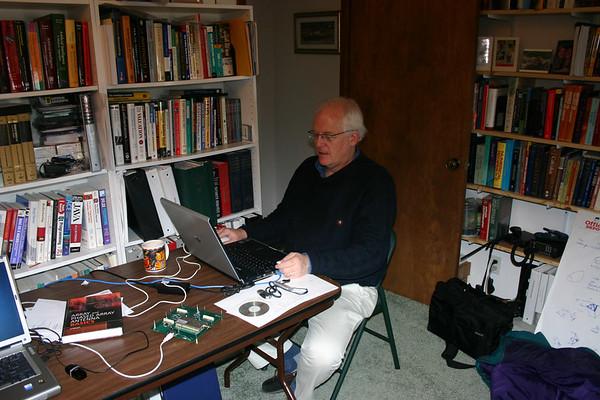 GnuRadio January 2006 Hack Fest