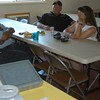 N7ELW John with W7BJN Brian & W7LEA Leigh Ann