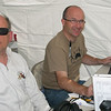 Doug AC7T and David W7CF operating CW
