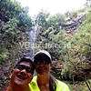"""Selfie at """"Secret Waterfall"""""""